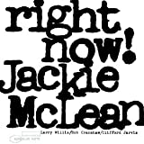 echange, troc Jackie Mclean - Right Now