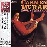 echange, troc Carmen McRae - Book of Ballads