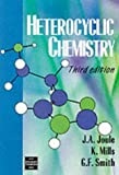 img - for Heterocyclic Chemistry, 3rd Edition book / textbook / text book