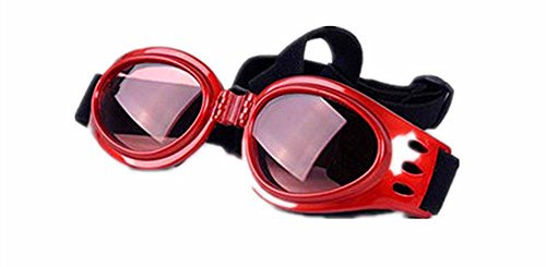 KUU Multi-Color Sunglasses For Dogs Foldable Fashion Pet Dog Cat Goggle Sunglasses Eye Wear Protection Water-Proof Eye Wear Protection Goggles Small
