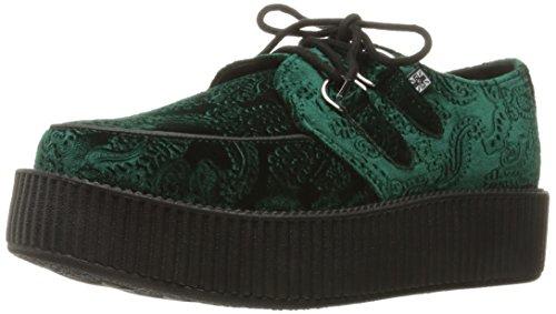 TUK Shoes - Sandali  donna , Verde (Green), 36 EU