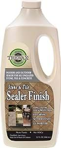Amazon Com Trewax Tile And Stone Indoor Outdoor Sealer