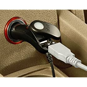 New Griffin home Wall Car Charger Mini usb Sync cable for Sansa e280 clip fuze