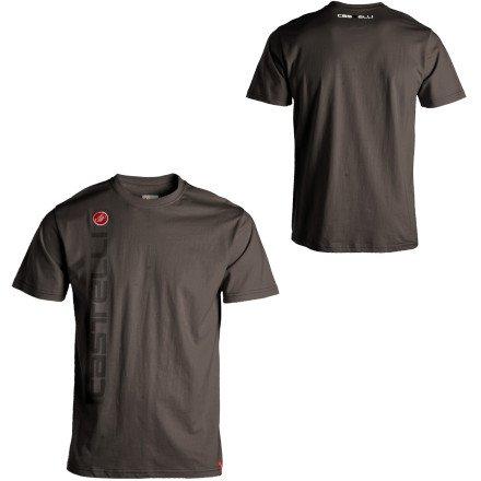 Image of Castelli Veloce T-Shirt - Short-Sleeve - Men's (B004P8D7CQ)
