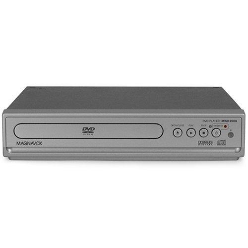 Magnavox Dvd Player, Mwd200G