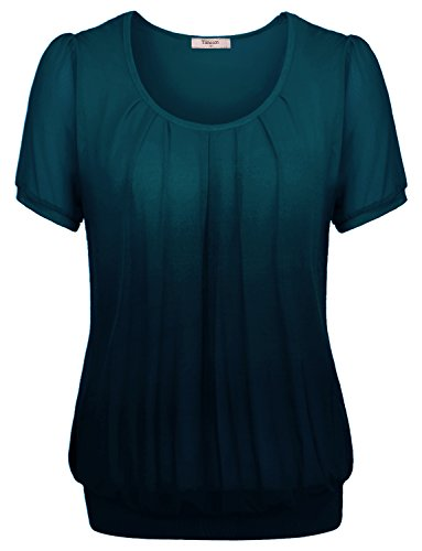 Tall Pants Women Plus,Timeson Womens Cool Fashion Homecoming Stretchy Tunic Blouse Large Royal Blue