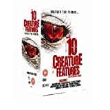 10 Pack: Creature Features (including Crocodile 1, 2, Octopus1, 2, Spiders 1, 2, Sharks 1, 2, Shark Attack 3, Creature from the Black Lake [DVD] [2007]by Creature Features Works