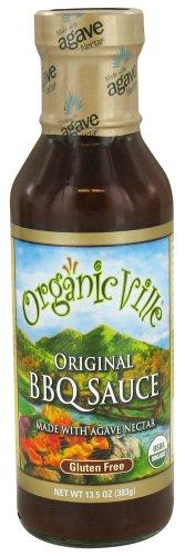 Organicville - Organic BBQ Sauce Original - 13.5 Oz.