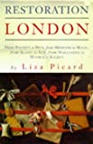 RESTORATION LONDON (0297819003) by LIZA PICARD