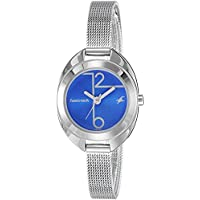 Fastrack Analog Blue Dial Women's Watch - 6125SM01