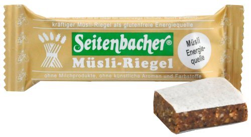 Seitenbacher Msli Riegel, 6er Pack (6 x 50 g)
