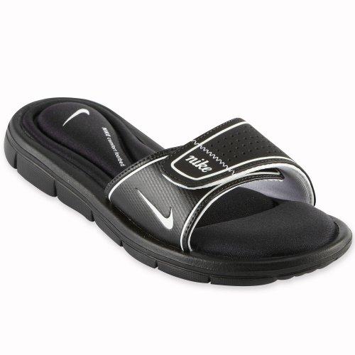 nike-comfort-slide-womens-sandals-7-black-white