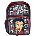 Betty Boop Backpack - Full Size Betty Boop Backpack