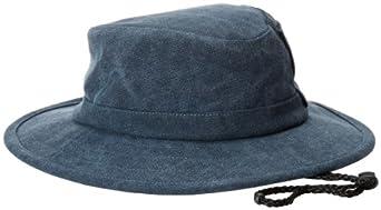 Brixton Men's Tracker Ii Bucket Hat, Washed Navy, Small