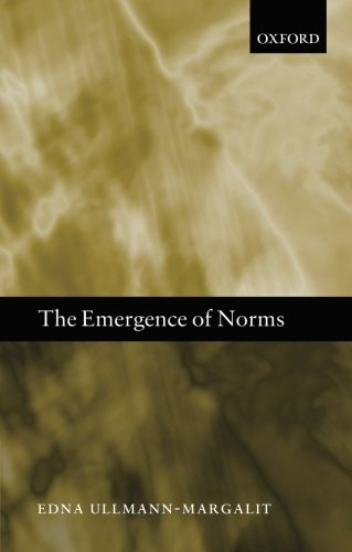 The Emergence of Norms (Claredon Library of Logic and Philosophy) PDF
