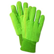 Magid MultiMaster 796 Cotton Glove, Knit Wrist Cuff