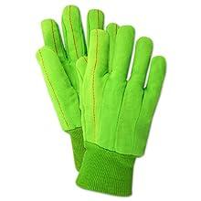 Magid MultiMaster 796 Cotton Glove, Knit Wrist Cuff