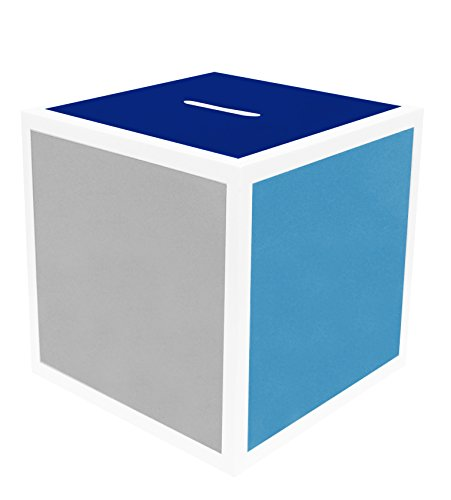 Modern Cube Coin Bank - 1