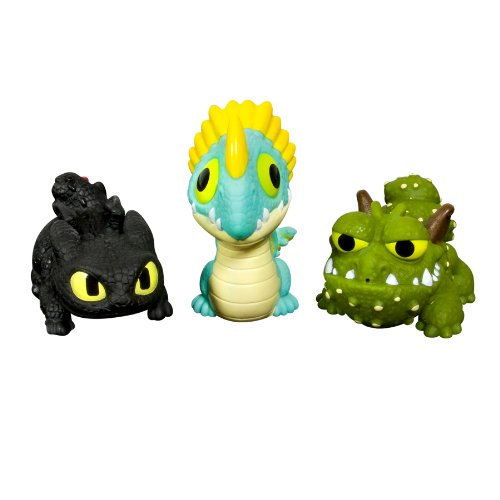 Dreamworks Dragons: How To Train Your Dragon 2 - Squirt And Float Dragons front-234766