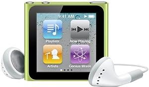 Apple iPod nano 8 GB, colore: Verde