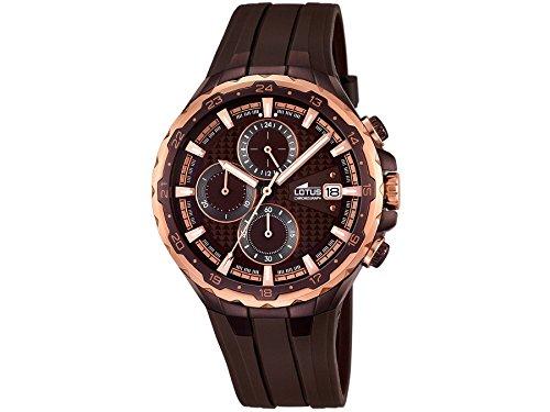 Lotus mens watch Sport Smart Casual chronograph 18187/1