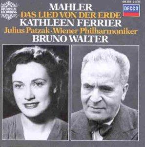 Mahler - Das Lied von der Erde [CASSETTE]