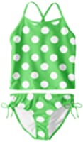Kanu Surf Girls' Beachball Tankini Swimsuit