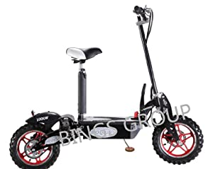 DEKOTA Electric Scooter 36volt 1000w Cross Country, All