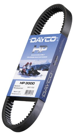 Dayco HP3003 Snowmobile Drive Belt