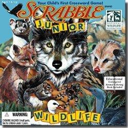 Scrabble Junior: Wildlife - Buy Scrabble Junior: Wildlife - Purchase Scrabble Junior: Wildlife (Hasbro, Toys & Games,Categories,Games,Board Games,Word Games)