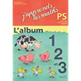 J'apprends les maths PS : L'album 1, 2 et 3par R�mi Brissiaud