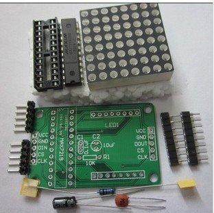 Sunkee Max7219 Dot Matrix Module Mcu Control Display Module Diy Kit For Arduino