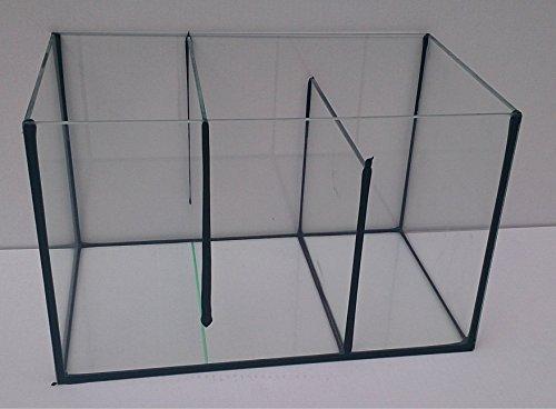 Aquarium-Filterbecken-Mehrkammerfilter-40x25x25-cm-3-Kammern
