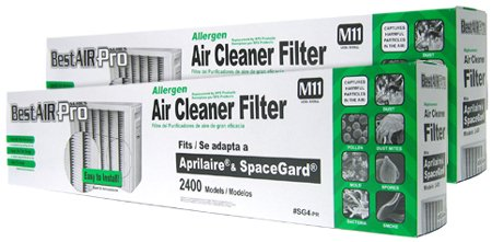 High Efficiency Filter Media for Aprilaire #2400