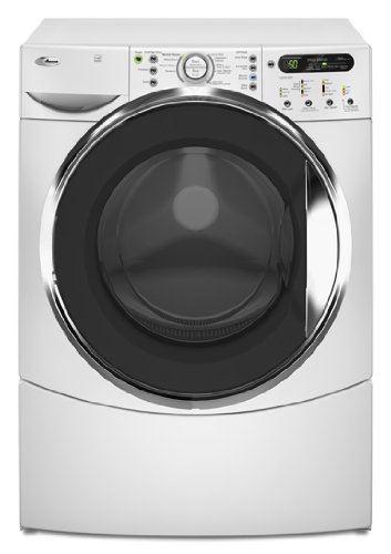 Amana 3.9 cu. ft. Front Load Washer, NFW7600XW, White