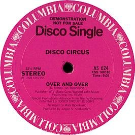 DISCO CIRCUS / OVER AND OVER