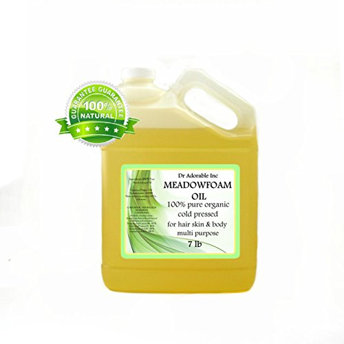 Meadowfoam Seed Oil Organic 7 Lb/ One Gallon / 128 Oz