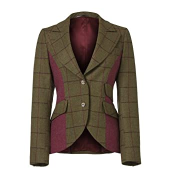 Wood Green - Ladies Tweed Shooting/Hunting Jacket. £ 5 out of 5 stars 1. Campbell Cooper New Ladies Original Tweed Fitted Outerwear Jacket. £ 5 out of 5 stars 1. Lazzoy Womens Waistcoat Jacket Faux Wool Sleeveless Pockets Ladies Winter Pure Colour Hooded Vest Coat. £ - .
