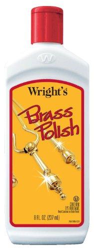 Wright's Brass Polish, 8 fl oz (Wrights Brass Polish compare prices)