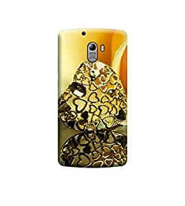 EPICCASE Premium Printed Mobile Back Case Cover With Full protection For Lenovo K4 Note / A7010 (Designer Case)
