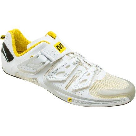 Mavic Huez Road Shoe 2010 - Color:White Sz:11