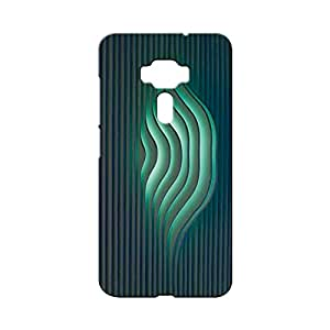 BLUEDIO Designer Printed Back case cover for Asus Zenfone 3 (ZE552KL) 5.5 Inch - G2781