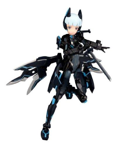 武装神姫 フブキ弐型 (彩色済みアクションフィギュア、一部組み立て有り)