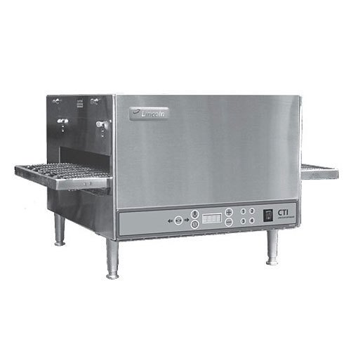 "208 Volts Lincoln Countertop Impinger (Cti) Electric Conveyor / Pizza Oven 31"" With Digital Controls front-576319"