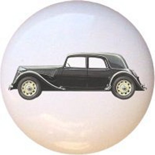 citroen-six-classic-car-decorative-glossy-ceramic-drawer-knob