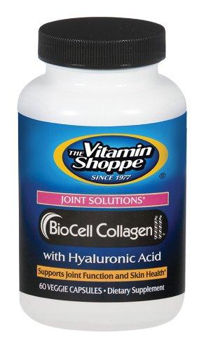 Hyaluronic Acid Vitamin Shoppe