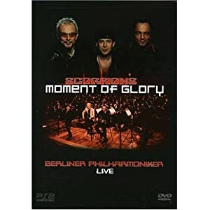 Cover The Scorpions   Moment of Glory (Live with the Berlin Philharmonic Orchestra) (2001) [DVD9]