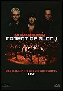 The Scorpions - Moment of Glory (Live with the Berlin Philharmonic Orchestra) [Import USA Zone 1]