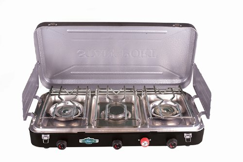 Stansport 212-300 Outfitter Series 60K B.T.U. Output Propane Stove