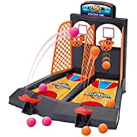 Family Fun Board Game Toys Mini Basketball Shoot Game Finger Play For Kids